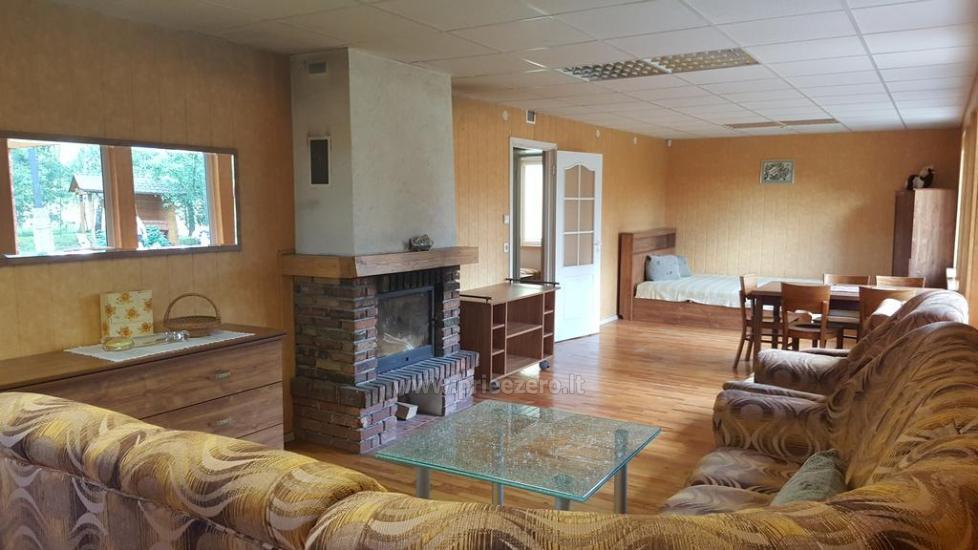 Dom wiejski Petroniu sodyba w regionie Utena - 2