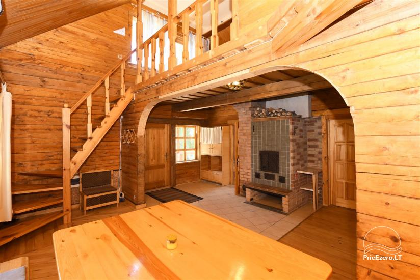 Holiday cottage for 4-6 persons