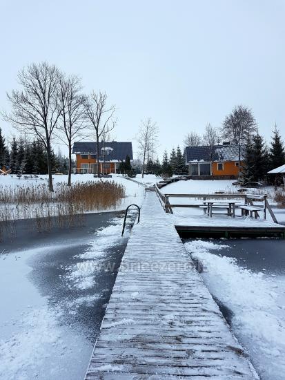 Countryside homestead near the lake Virintu in Lithuania - 40