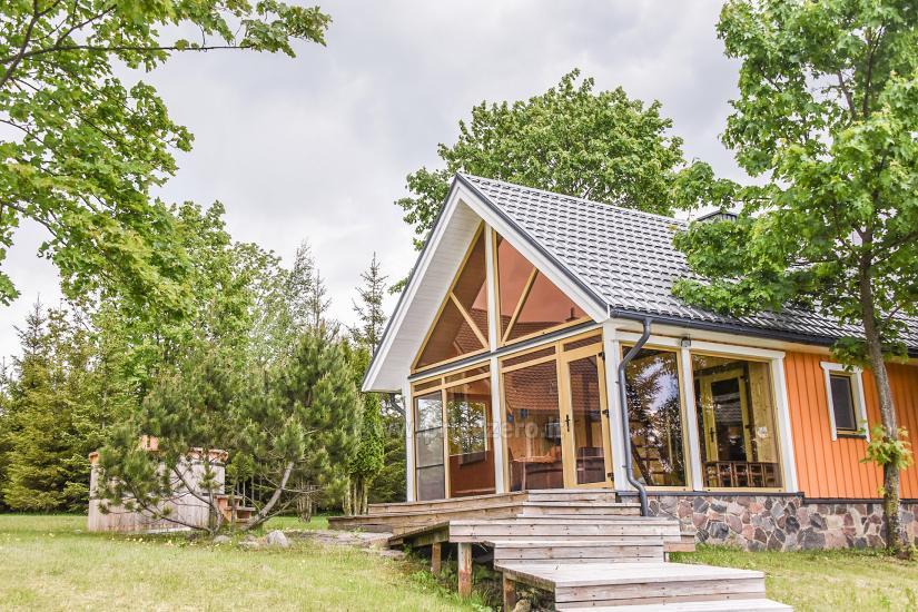 Countryside homestead near the lake Virintu in Lithuania - 22
