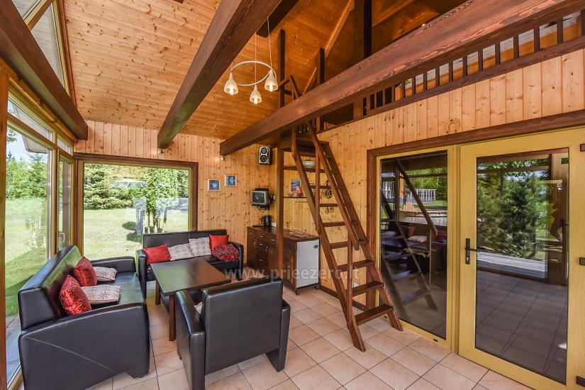 Countryside homestead near the lake Virintu in Lithuania - 24