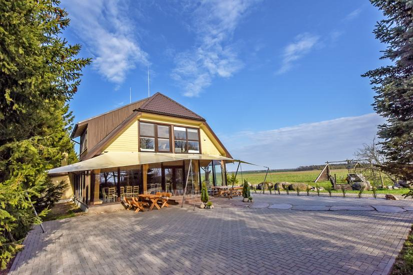New homestead ORVIDŲ SODYBA for vacation and celebrations - 8