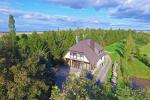 "New homestead ""ORVIDŲ SODYBA"" for vacation and celebrations"