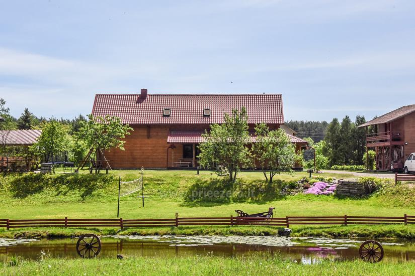 Countryside homestead in Ignalina region, in Lithuania JJ SODYBA - 1