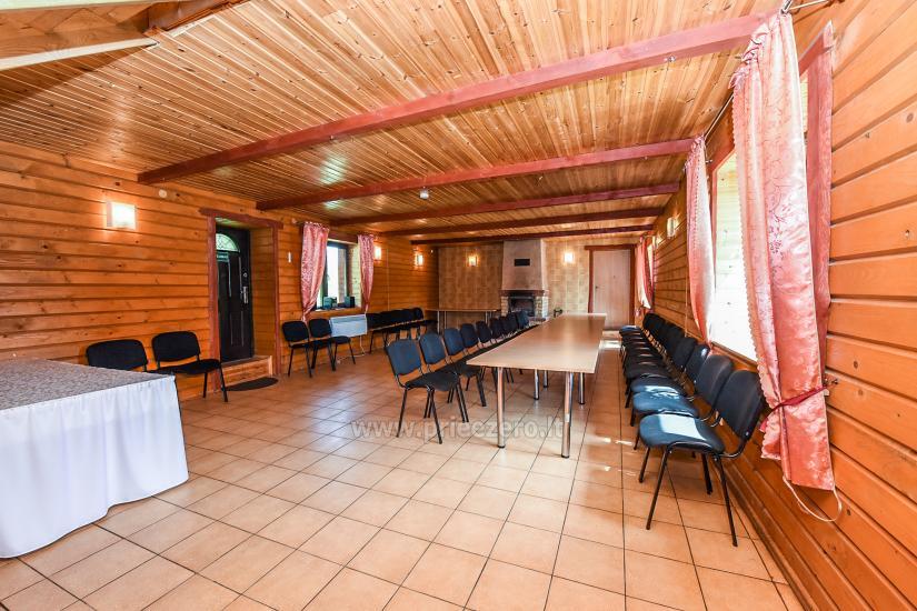 Усадьба сельского туризма в Игналинском районе, в Литве JJ SODYBA - 7