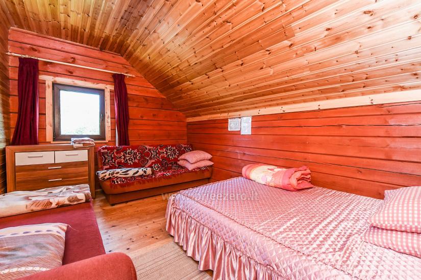 Landgasthaus in Ignalina, in Litauen JJ SODYBAt - 12