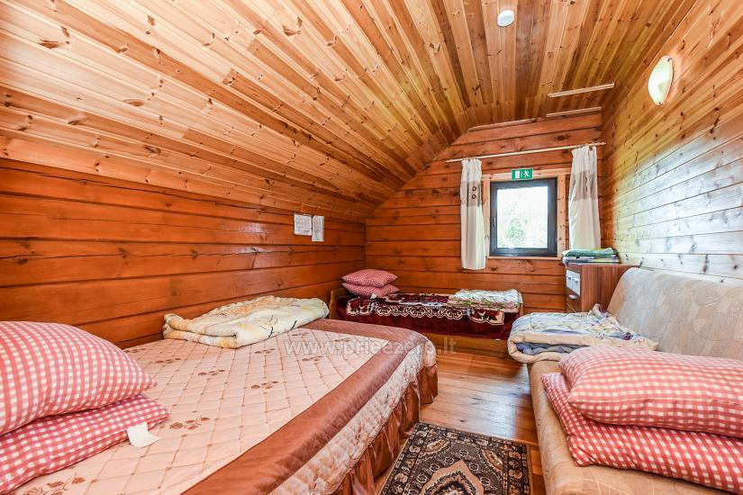 Landgasthaus in Ignalina, in Litauen JJ SODYBAt - 13