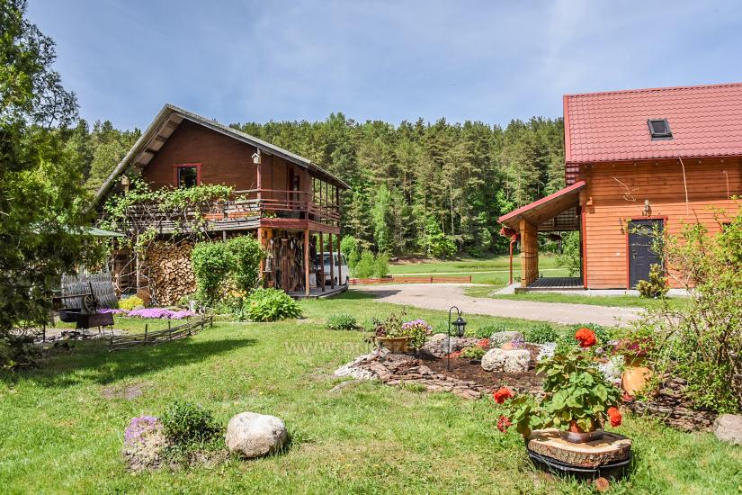 Landgasthaus in Ignalina, in Litauen JJ SODYBAt - 15