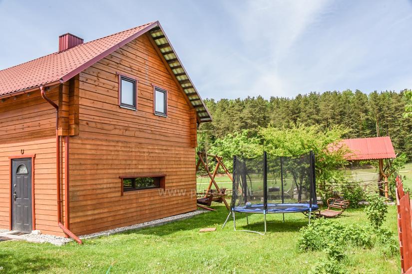 Landgasthaus in Ignalina, in Litauen JJ SODYBAt - 17