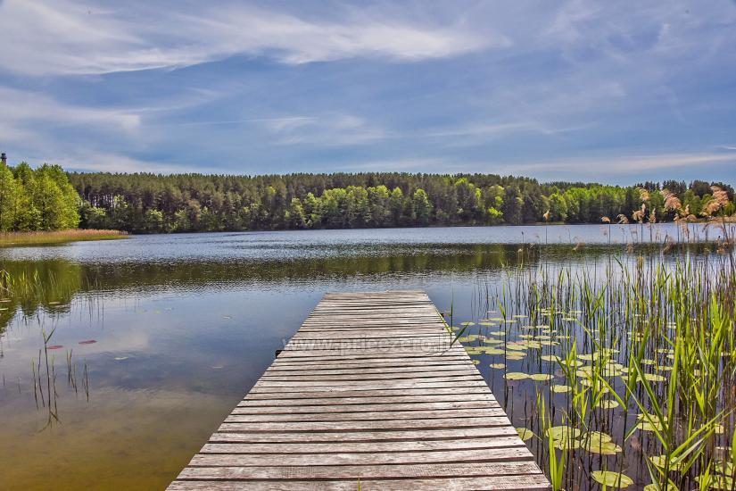 Gospodarstwo agroturystyczne w regionie Ignalina, na Litwie JJ SODYBA - 23