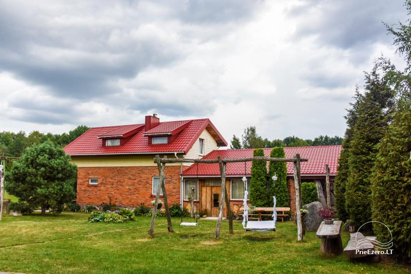 Homestead, sauna and banquet hall for rent, 10 km from Klaipeda, near minizoo - 6