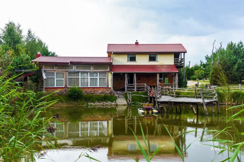 Виллы, сауна,  аренда залa  в 10 км от Клайпеды, рядом с мини-зоопарка, Йонушас - 6