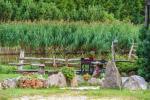 Wille, sauna, hala wynajem 10 km od Kłajpedy, w pobliżu minizoo, Jonušas - 9