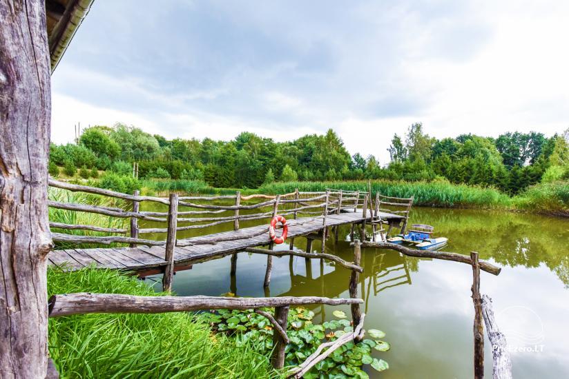 Виллы, сауна,  аренда залa  в 10 км от Клайпеды, рядом с мини-зоопарка, Йонушас - 16