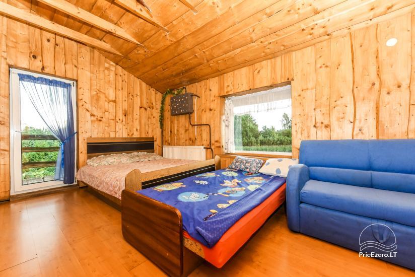 Виллы, сауна,  аренда залa  в 10 км от Клайпеды, рядом с мини-зоопарка, Йонушас - 27