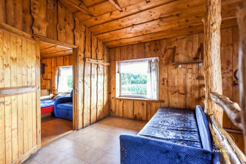 Виллы, сауна,  аренда залa  в 10 км от Клайпеды, рядом с мини-зоопарка, Йонушас - 28