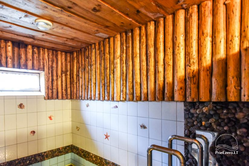 Виллы, сауна,  аренда залa  в 10 км от Клайпеды, рядом с мини-зоопарка, Йонушас - 30