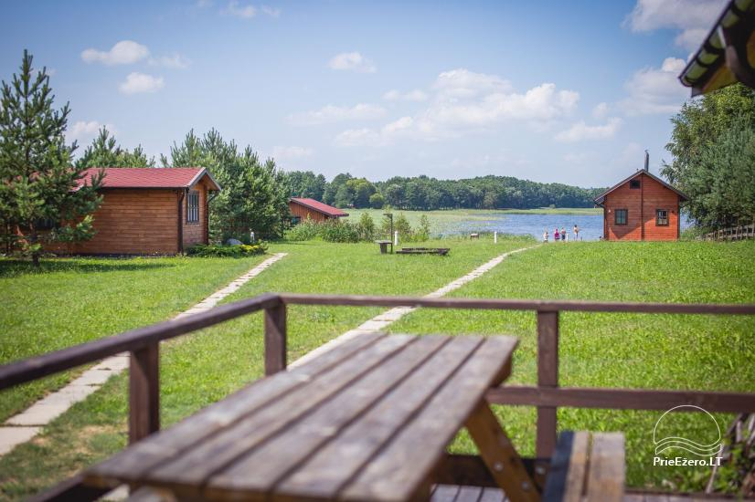 Fisherman's valley - countryside homestead near Galuonas lake in Lithuania - 1