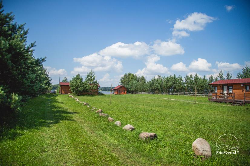 Fisherman's valley - countryside homestead near Galuonas lake in Lithuania - 3