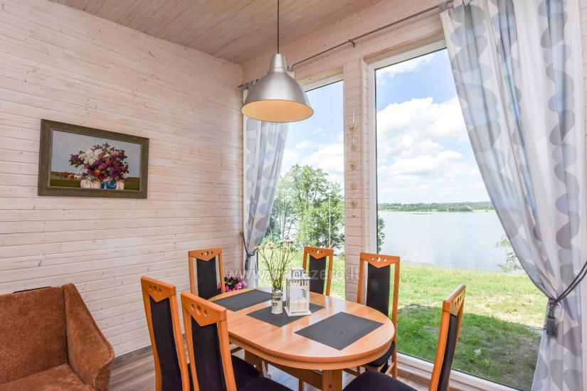 Family holiday house near the lake in Moletai region, in Lithuania - 5