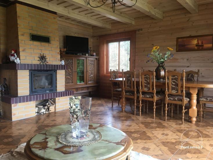 Countryside homestead in Lazdijai region near the lake Glasto - 7