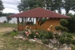 Gospodarstwo wiejskie w regionie Lazdijai nad jeziorem Glasto - 8