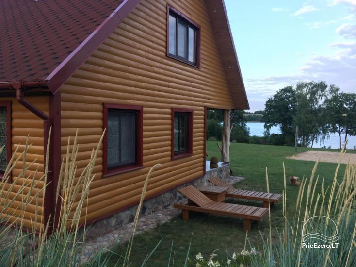 Countryside homestead in Lazdijai region near the lake Glasto - 3