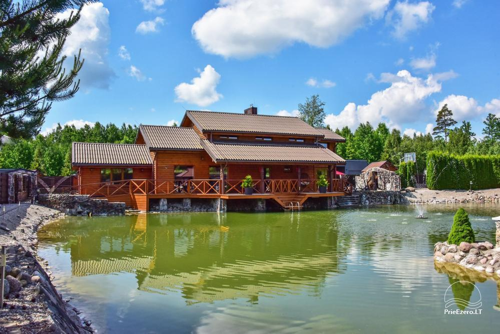 Countryside tourism homestead in Plunge region, in Lithuania - 4