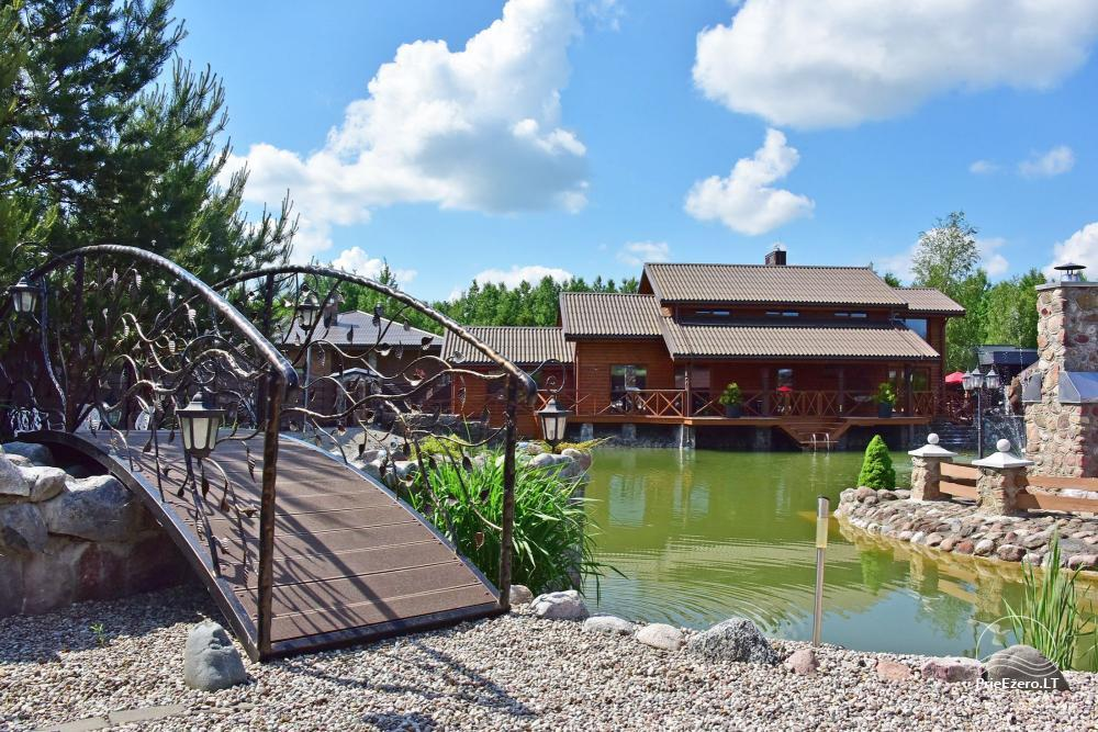 Countryside tourism homestead in Plunge region, in Lithuania - 2