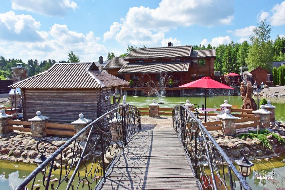 Countryside tourism homestead in Plunge region, in Lithuania - 6