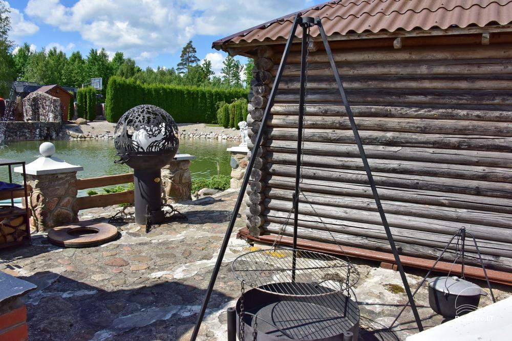 Countryside tourism homestead in Plunge region, in Lithuania - 49