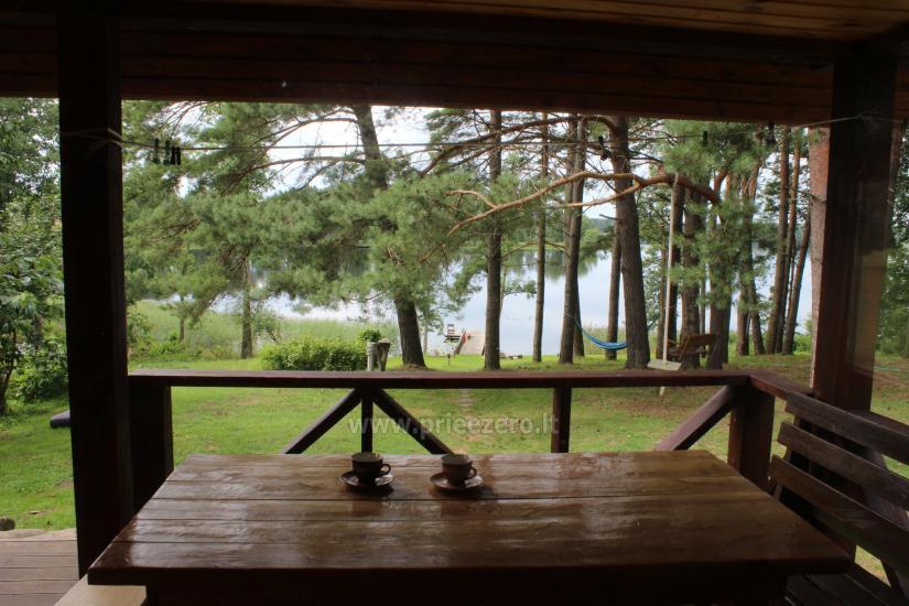 Land-Tourismus-Gehöft in der Nähe des Sees in Moletai Region, in Litauen - 7