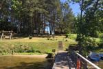 Land-Tourismus-Gehöft in der Nähe des Sees in Moletai Region, in Litauen - 3