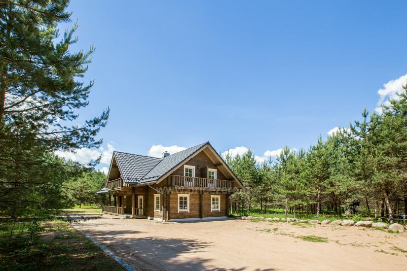Сельская усадьба «Мейра» у озера в Игналинской области, Литва - 2