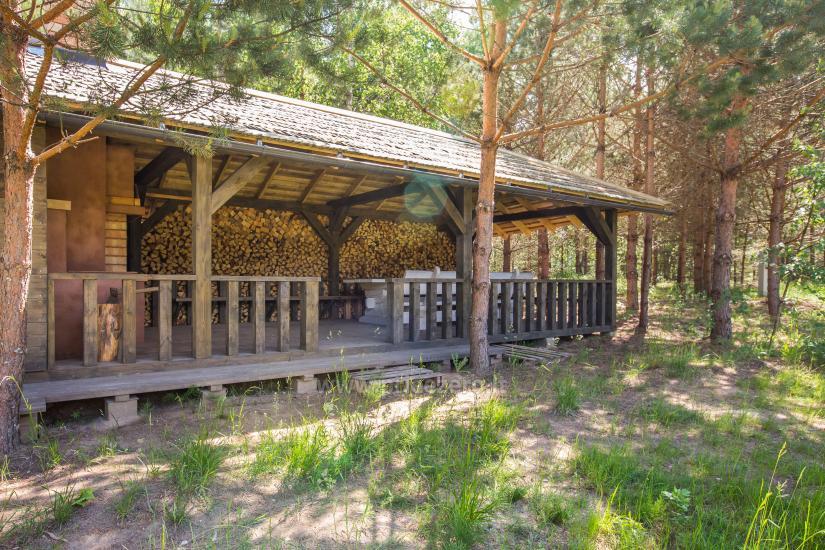 Сельская усадьба «Мейра» у озера в Игналинской области, Литва - 4