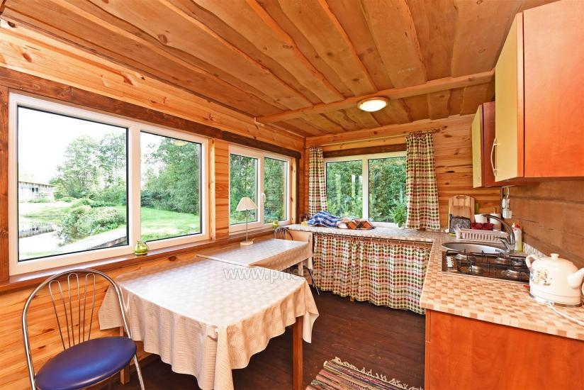 Holiday cottage in a homestead in Vepriai, Ukmerge district - 11