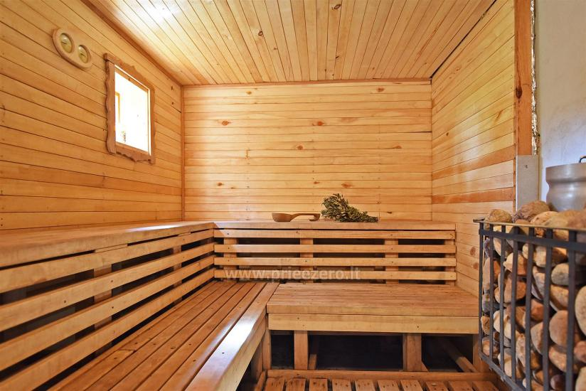 Holiday cottage in a homestead in Vepriai, Ukmerge district - 12
