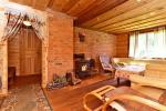 Holiday cottage in a homestead in Vepriai, Ukmerge district - 9