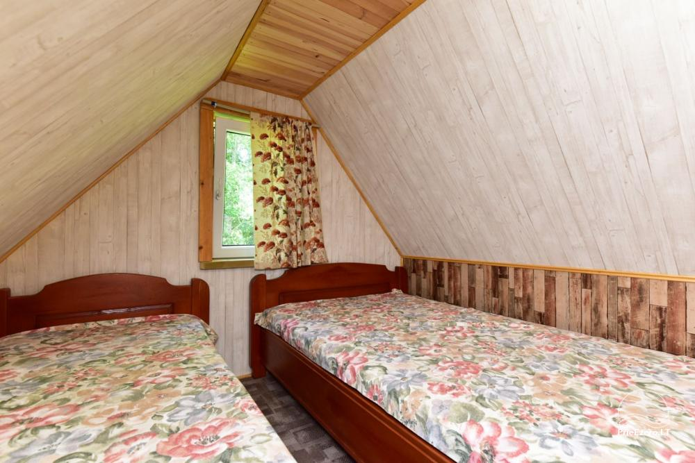 Holiday cottage in a homestead in Vepriai, Ukmerge district - 13