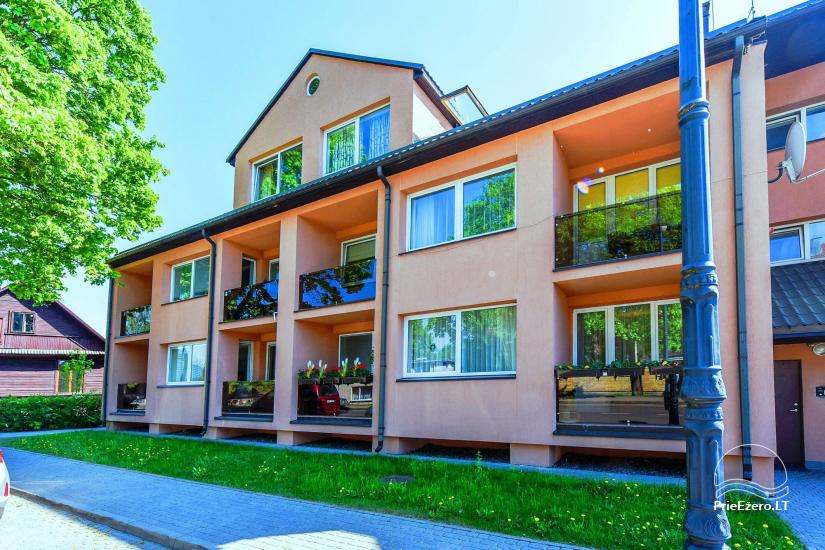 Apartment TRAKAI for rent in the center of Trakai, Lithuania - 10