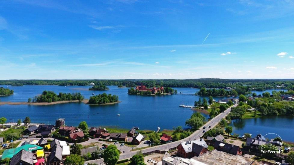 "Apartment ""Trakietis"" for rent in the center of Trakai, Lithuania - 1"