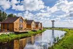Camping Dreverna in Klaipeda district: holiday cottages, water port
