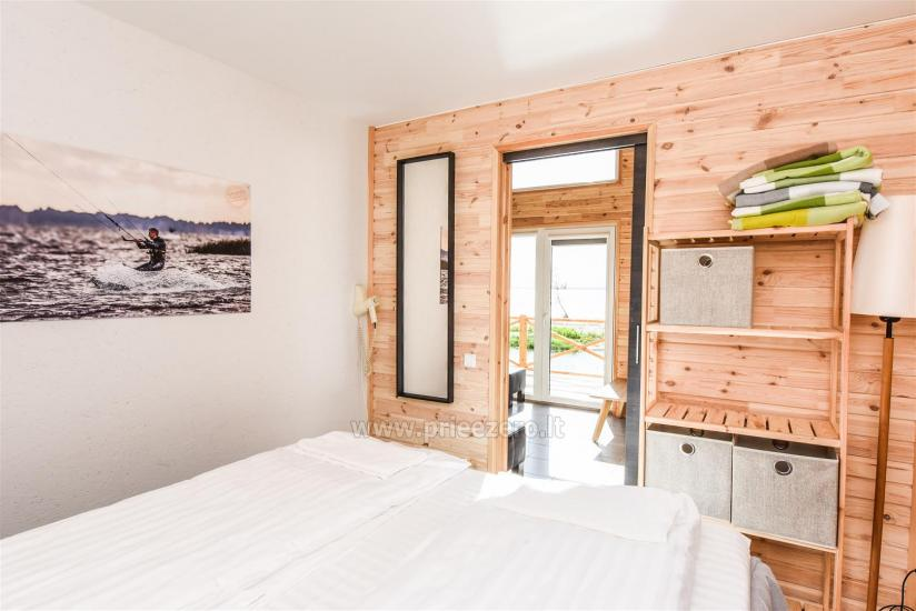 Holiday cottages for up to 8 persons with terraces