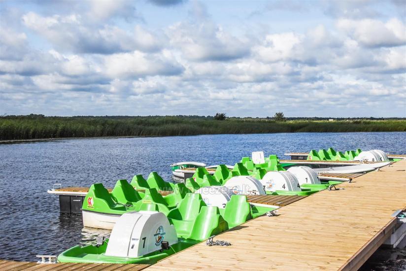 Camping Dreverna**** in Klaipeda district / SPA / Swimming pool / Sports - 35