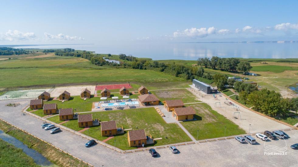 Camping Dreverna**** in Klaipeda district / SPA / Swimming pool / Sports - 44