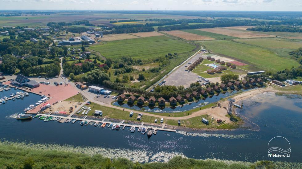 Camping Dreverna**** in Klaipeda district / SPA / Swimming pool / Sports - 45