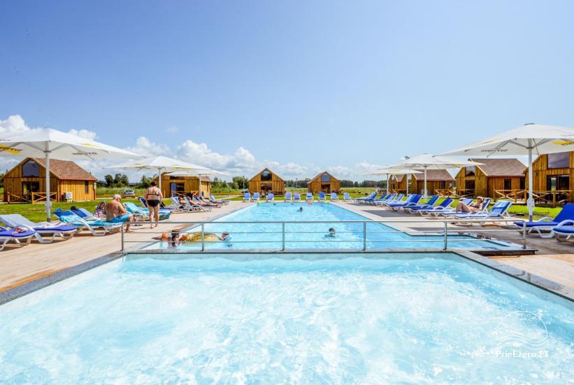 Camping Dreverna**** in Klaipeda district / SPA / Swimming pool / Sports - 51