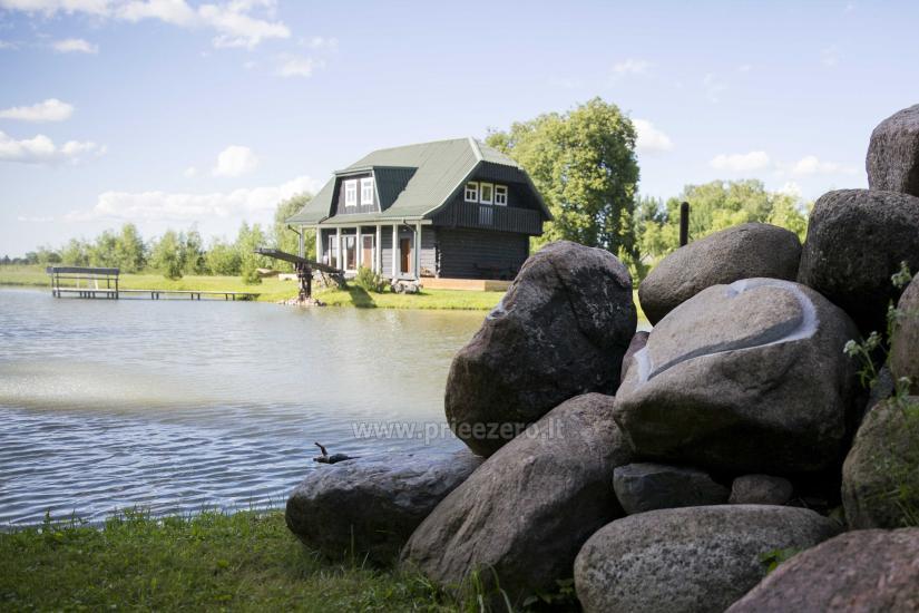 Countryside tourism homestead Broniaus - 5