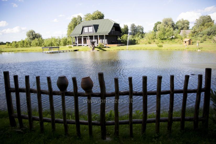 Countryside tourism homestead Broniaus - 6