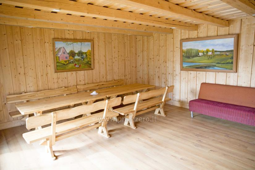 Countryside tourism homestead Broniaus - 10